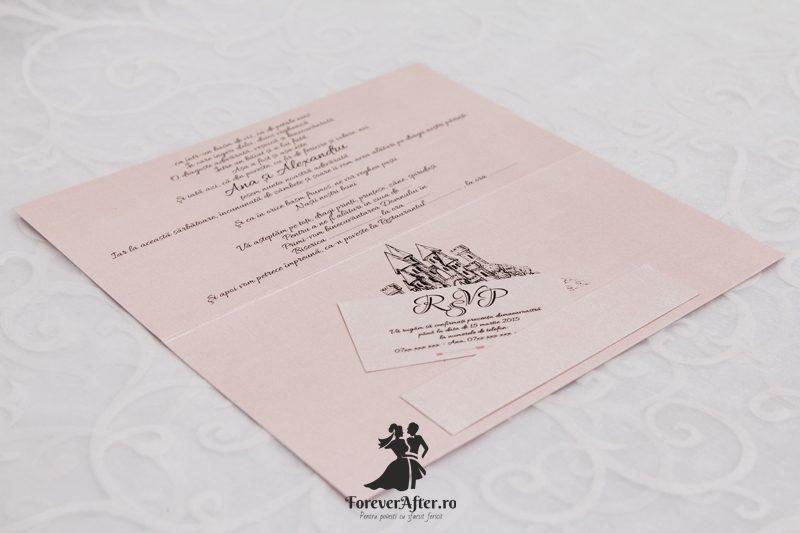 Invitatie De Nunta Poveste De Iubire Invitatii De Nunta