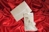 Invitatie de nunta Couple Sketch