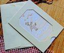 Invitatie de nunta vernil cu imagini interschimbabile