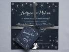 Invitatie de nunta Winter Wonderland