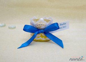 Borcanas de miere Royal Blue