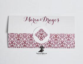 Invitatie de nunta Daring