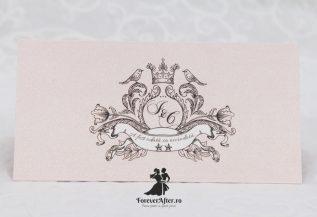 Invitatie de nunta Poveste de iubire