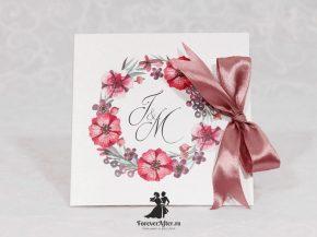 Invitatie de nunta Flower Fairy