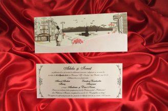 Invitatie de nunta In Town