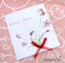 Invitatie de nunta Ladybug