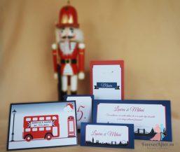 Invitatie de nunta London Trip