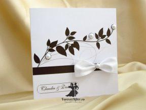 Invitatie de nunta Pearls