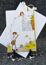 Invitatie de nunta Serenada