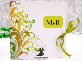 Invitatie de nunta Fairy Garden