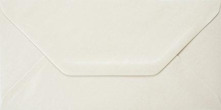 Plic dreptunghiular mare alb sidefat