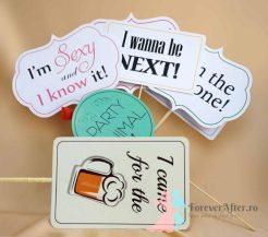 Set 7 props Messages pentru fotografii