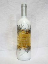 Sticla de vin personalizata Snow